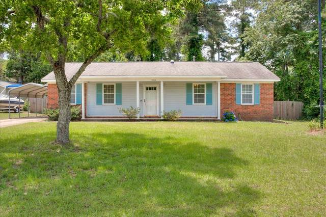 3206 Yellow Pine Drive, Augusta, GA 30909 (MLS #471197) :: Better Homes and Gardens Real Estate Executive Partners