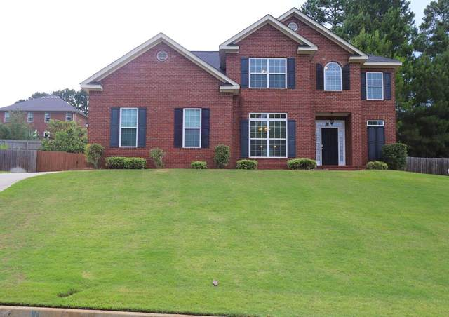 617 Surrey Lane, Martinez, GA 30907 (MLS #471221) :: Better Homes and Gardens Real Estate Executive Partners