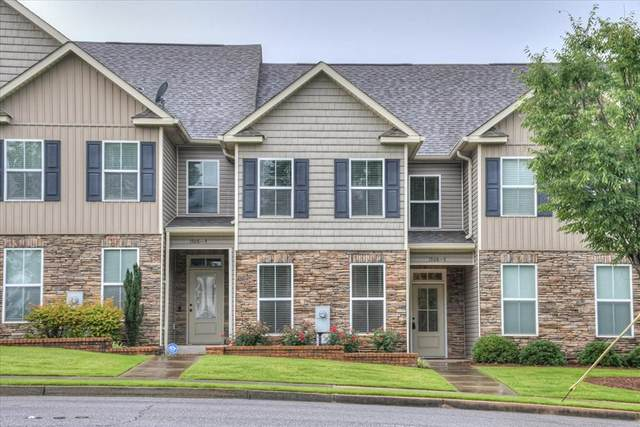 1508 - 5 Georgia Avenue #5, North Augusta, SC 29841 (MLS #471227) :: Young & Partners