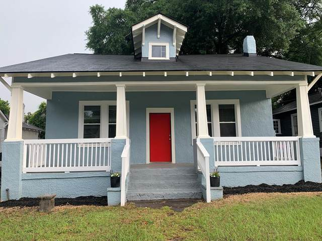 1866 Central Avenue, Augusta, GA 30904 (MLS #471231) :: Better Homes and Gardens Real Estate Executive Partners