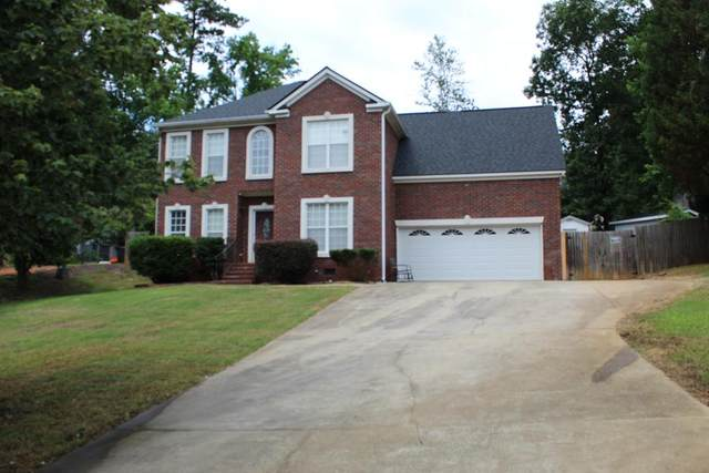 223 Longstreet Crossing, North Augusta, SC 29860 (MLS #471240) :: Rose Evans Real Estate