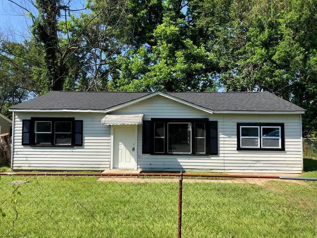 412 Rachael Street, Augusta, GA 30901 (MLS #471255) :: REMAX Reinvented | Natalie Poteete Team