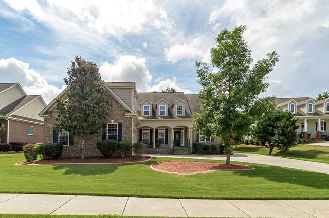 3014 Haseley Court, Grovetown, GA 30813 (MLS #471269) :: RE/MAX River Realty