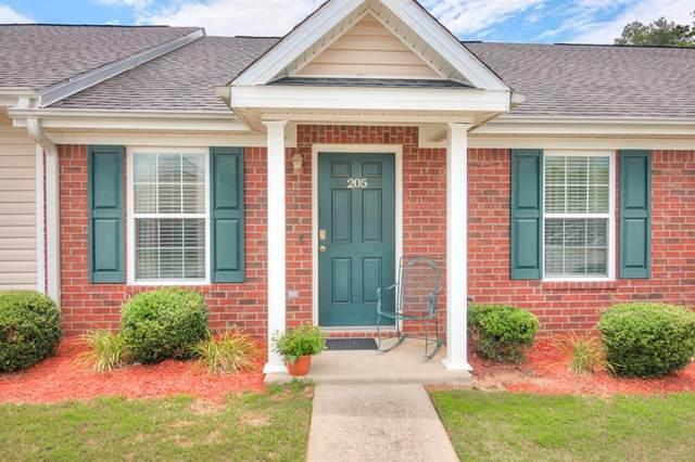 205 Lynbrook Way, Grovetown, GA 30813 (MLS #471281) :: RE/MAX River Realty
