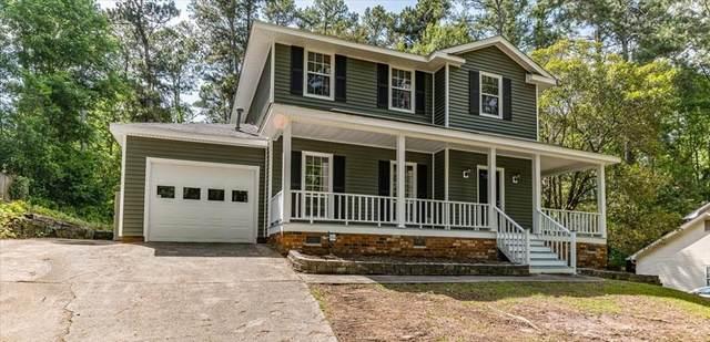 3721 Cactus Trail, Martinez, GA 30907 (MLS #471312) :: Rose Evans Real Estate