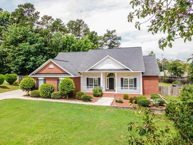 32 Eagle Pointe Drive, Augusta, GA 30909 (MLS #471361) :: The Starnes Group LLC