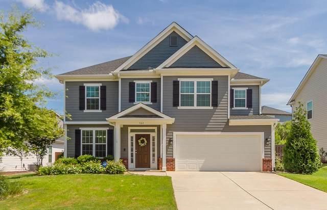 564 Bunchgrass Street, Evans, GA 30809 (MLS #471365) :: REMAX Reinvented | Natalie Poteete Team