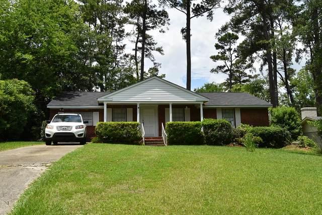 1211 Azalea Drive, Augusta, GA 30904 (MLS #471381) :: Southeastern Residential