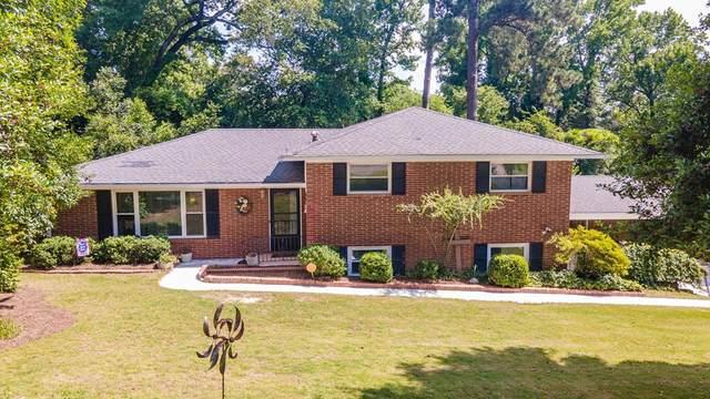 903 Fairway Avenue, North Augusta, SC 29841 (MLS #471414) :: The Starnes Group LLC