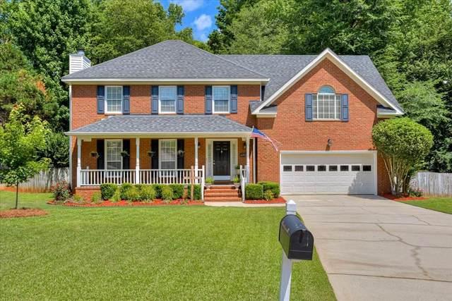 4118 Saddle Horn Drive, Evans, GA 30809 (MLS #471422) :: Shannon Rollings Real Estate