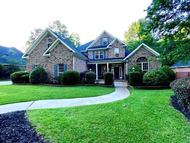 334 Barnsley Drive, Evans, GA 30809 (MLS #471424) :: Shannon Rollings Real Estate