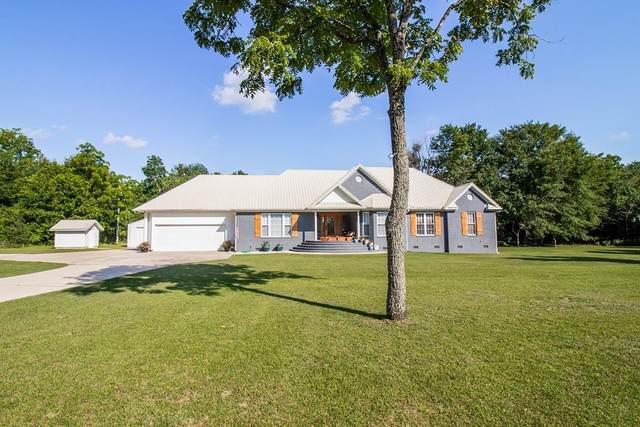 85 Chime Bell Church Road, Aiken, SC 29803 (MLS #471425) :: Rose Evans Real Estate