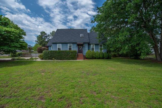 119 Windy Mill Drive, North Augusta, SC 29841 (MLS #471430) :: Better Homes and Gardens Real Estate Executive Partners