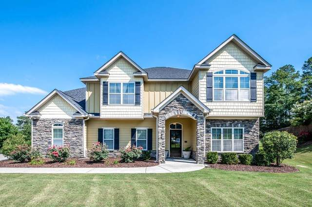 252 Pecan Grove Road, North Augusta, SC 29860 (MLS #471431) :: Better Homes and Gardens Real Estate Executive Partners