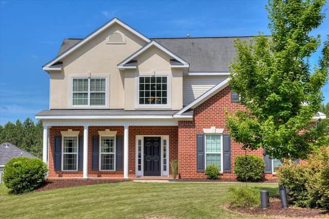 684 Ventana Drive, Evans, GA 30809 (MLS #471434) :: Shannon Rollings Real Estate