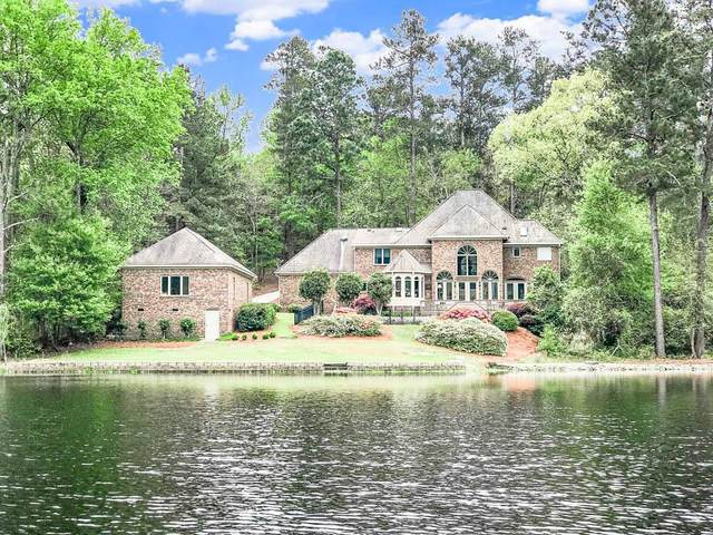 359 Woodlake Drive, Aiken, SC 29803 (MLS #471455) :: Better Homes and Gardens Real Estate Executive Partners