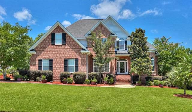 102 Knob Hill Drive, Evans, GA 30809 (MLS #471461) :: RE/MAX River Realty