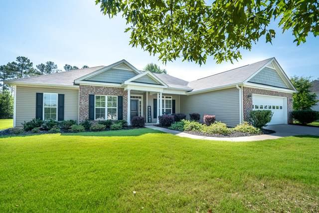 215 Prairie Clover, Aiken, SC 28903 (MLS #471477) :: Shannon Rollings Real Estate