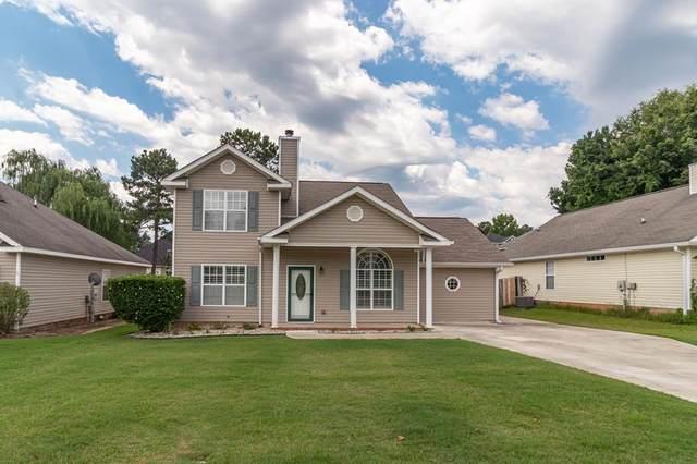 5174 Saddle Circle, Evans, GA 30809 (MLS #471478) :: Better Homes and Gardens Real Estate Executive Partners