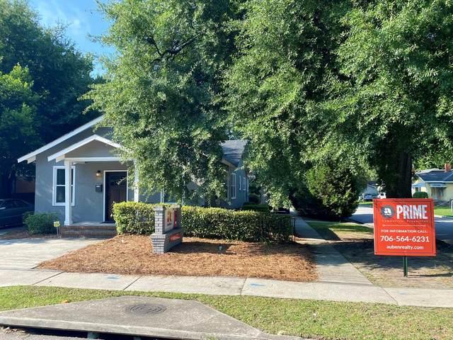 1620 Central Avenue, Augusta, GA 30904 (MLS #471481) :: For Sale By Joe   Meybohm Real Estate
