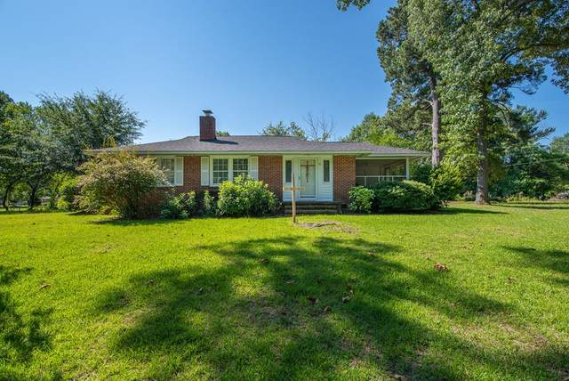 50 Clemson Drive, Aiken, SC 29803 (MLS #471502) :: Rose Evans Real Estate