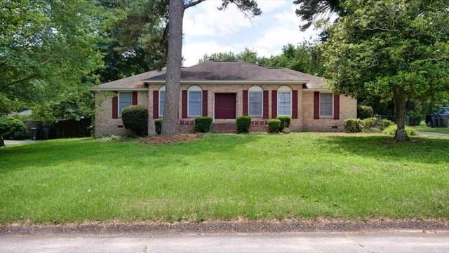 1710 Deerwood Drive, Augusta, GA 30906 (MLS #471512) :: The Starnes Group LLC