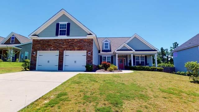 4406 Jeffrey Lane, Grovetown, GA 30813 (MLS #471515) :: Shannon Rollings Real Estate