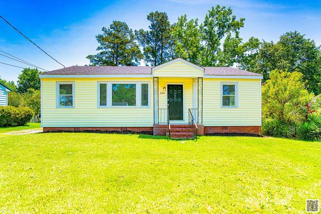666 Lorraine Drive, North Augusta, SC 29841 (MLS #471524) :: Better Homes and Gardens Real Estate Executive Partners
