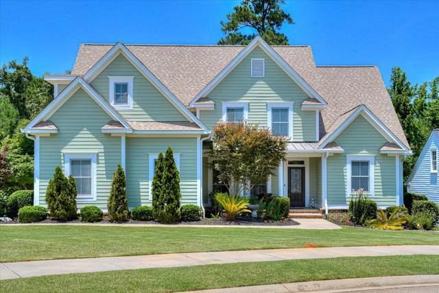 1110 Seminole Circle, Evans, GA 30809 (MLS #471526) :: Shannon Rollings Real Estate
