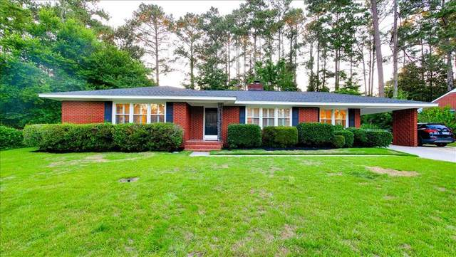 747 Oxford Road, Augusta, GA 30909 (MLS #471528) :: Better Homes and Gardens Real Estate Executive Partners