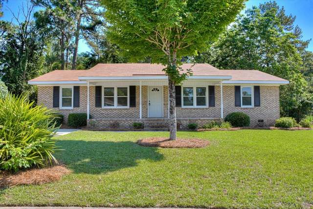 7 Belmont Court, North Augusta, SC 29841 (MLS #471536) :: Better Homes and Gardens Real Estate Executive Partners