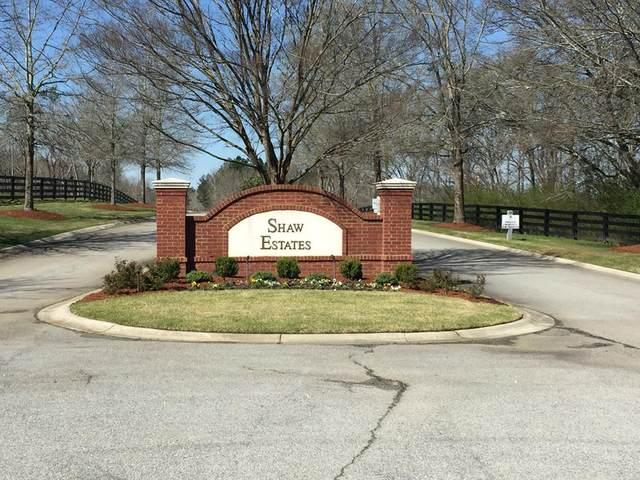 Colonel NE Colonel Shaws Way, North Augusta, SC 29860 (MLS #471544) :: Melton Realty Partners