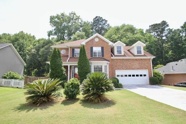 604 Kimberley Place, Evans, GA 30809 (MLS #471549) :: Southeastern Residential