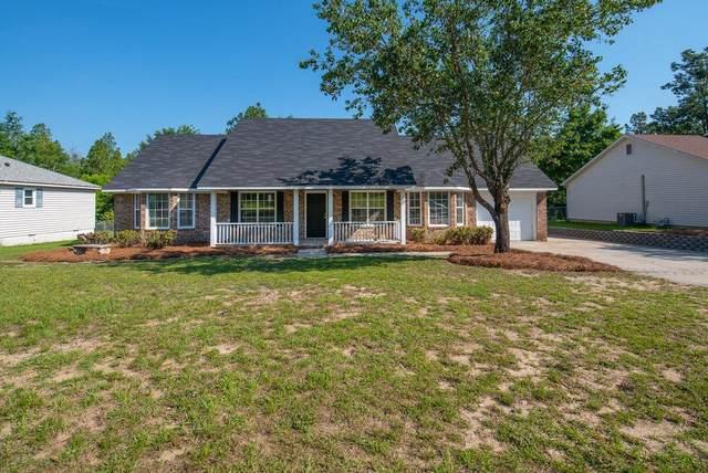 633 Ridgefield Drive, North Augusta, SC 29841 (MLS #471558) :: Shannon Rollings Real Estate
