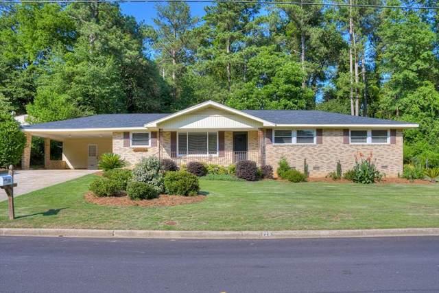120 Lehigh Avenue, North Augusta, SC 29841 (MLS #471570) :: Shannon Rollings Real Estate