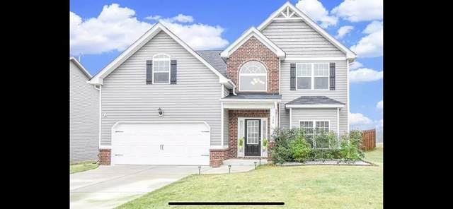 536 Twin View Court, Graniteville, SC 29829 (MLS #471575) :: Better Homes and Gardens Real Estate Executive Partners