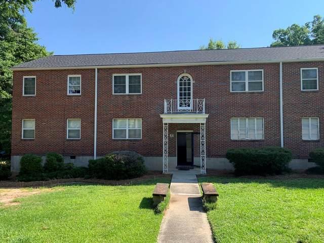 501 Milledge Road 16C, Augusta, GA 30904 (MLS #471578) :: Southeastern Residential