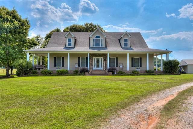3181 Stoney Ridge Road, Washington, GA 30673 (MLS #471583) :: McArthur & Barnes Group | Meybohm Real Estate