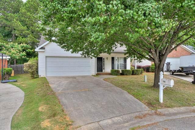 586 Bradford Lane, Evans, GA 30809 (MLS #471591) :: Melton Realty Partners