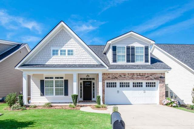 159 Mitchell Drive, North Augusta, SC 29860 (MLS #471592) :: Better Homes and Gardens Real Estate Executive Partners