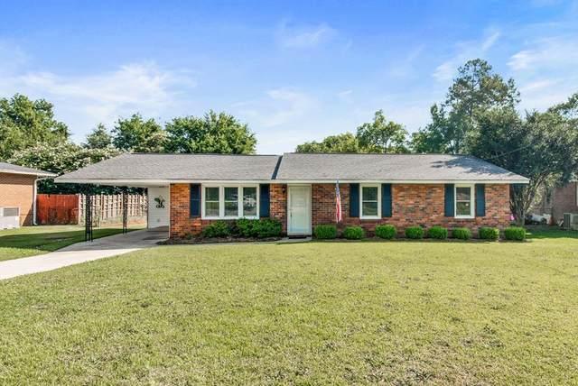 2421 Ponderosa Drive, Augusta, GA 30904 (MLS #471593) :: Southeastern Residential