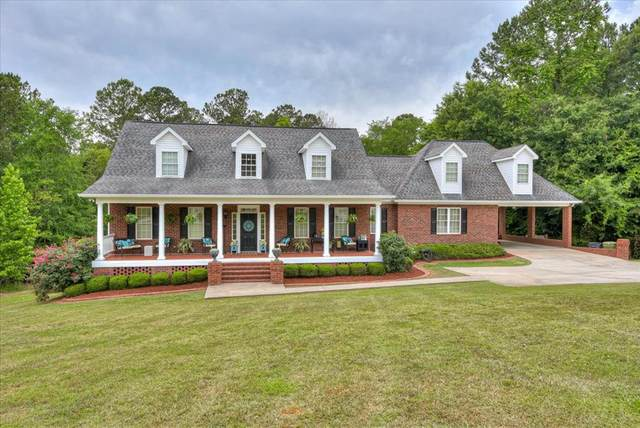 112 Kelly Court, Lincolnton, GA 30817 (MLS #471594) :: RE/MAX River Realty