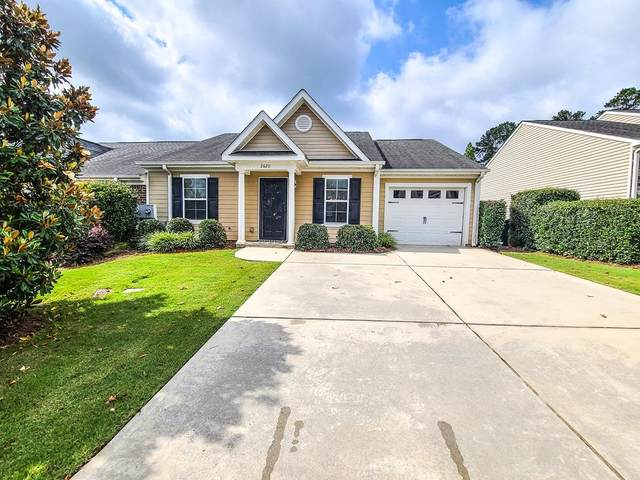 2620 York Drive, Augusta, GA 30909 (MLS #471610) :: Southeastern Residential