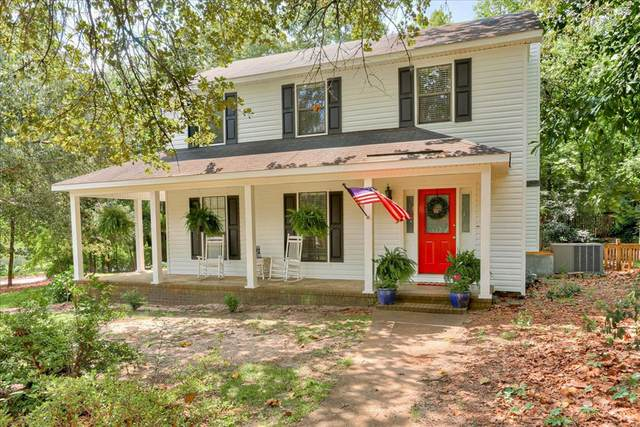 125 Windy Mill Drive, North Augusta, SC 29841 (MLS #471615) :: Melton Realty Partners