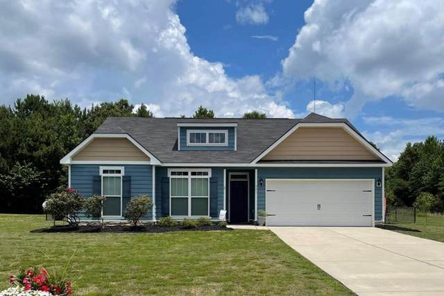341 Foxchase Circle, North Augusta, SC 29860 (MLS #471624) :: Melton Realty Partners