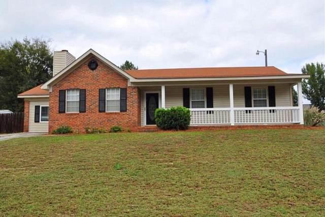 4509 Harrowgate Drive, Grovetown, GA 30813 (MLS #471630) :: Southeastern Residential