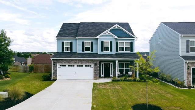 219 Tulip Drive, Evans, GA 30809 (MLS #471634) :: The Starnes Group LLC