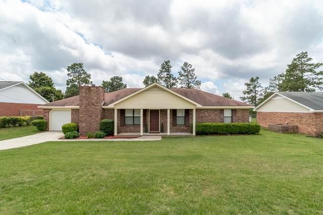 2156 Faircrest Avenue, Augusta, GA 30906 (MLS #471645) :: The Starnes Group LLC