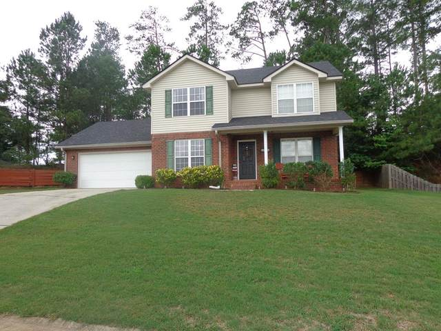 4014 Nantucket Circle, Grovetown, GA 30813 (MLS #471669) :: Melton Realty Partners
