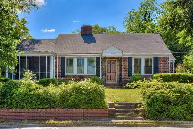 1251 Heard Avenue, Augusta, GA 30904 (MLS #471679) :: Rose Evans Real Estate